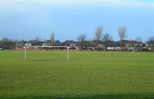 King George V Playing Fields, Ayr