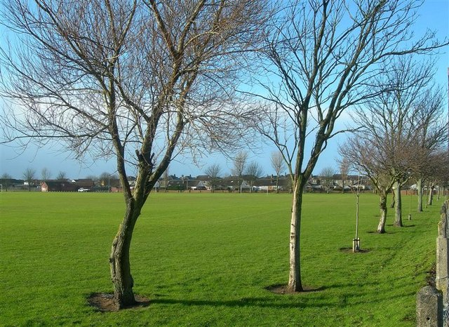 King George V Playing Fields