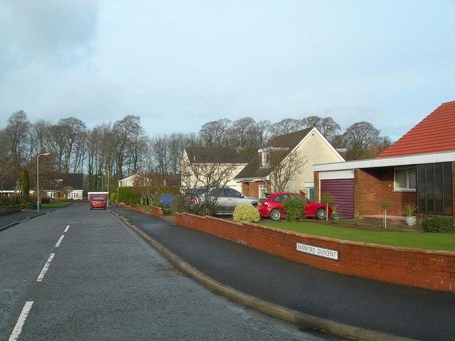 Barnford Crescent, Ayr