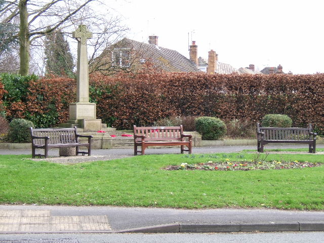 Upton, Chester, War Memorial