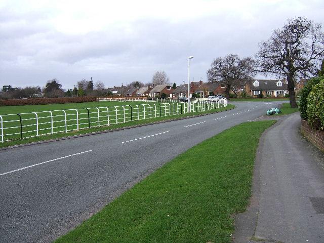 Wealstone Lane, Upton, Chester