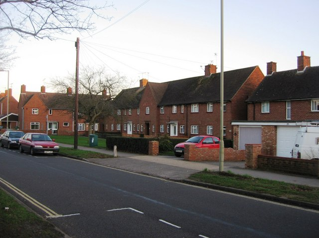 Housing on Queen Mary Avenue