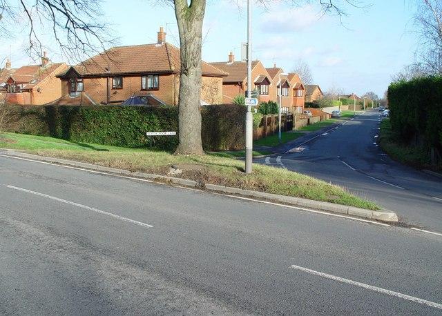 North Moor Lane, Cottingham