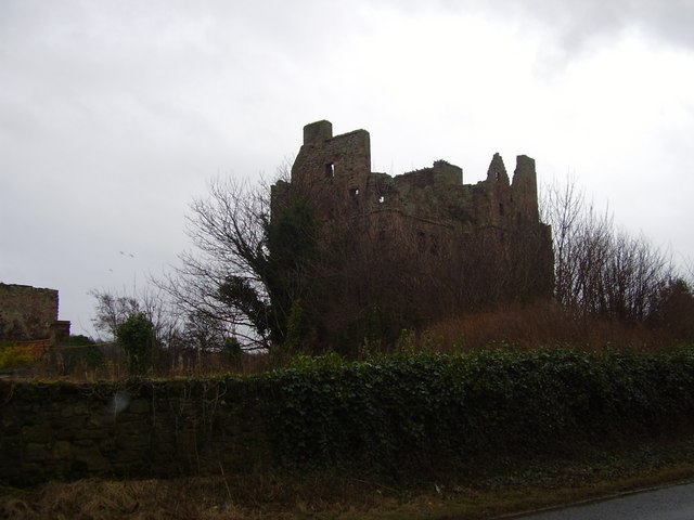 Redhouse Castle, East Lothian