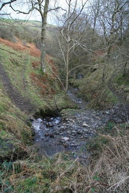 Nant Dunant - Dunant stream