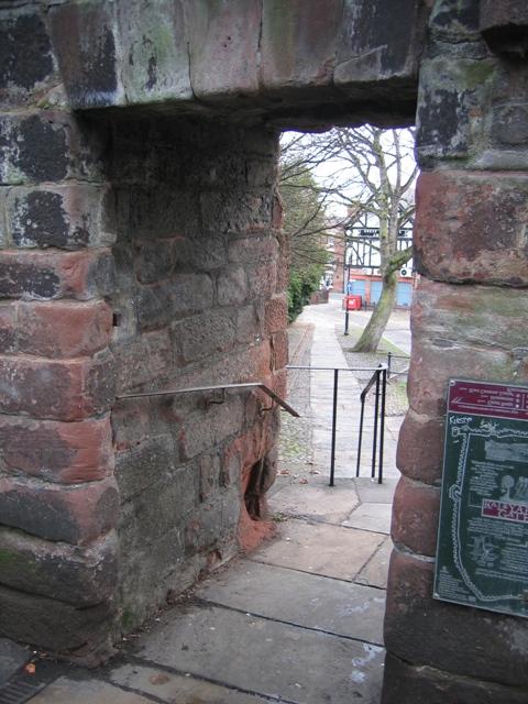 The Kaleyards Gate