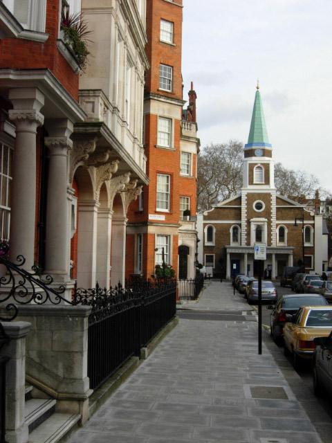 Aldford Street, Mayfair
