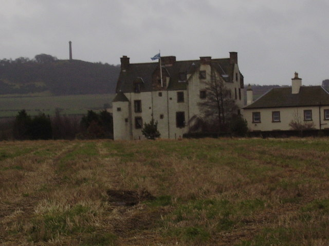 Ballencrieff Castle, East Lothian
