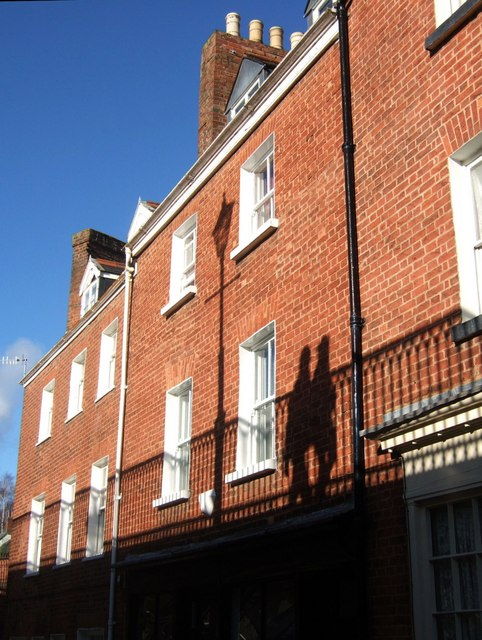 Lower North Street, Exeter