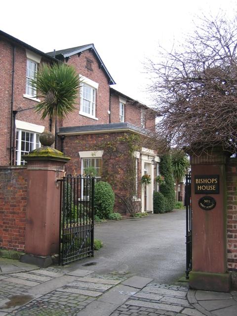 No 1 Abbey Street - Bishop's House