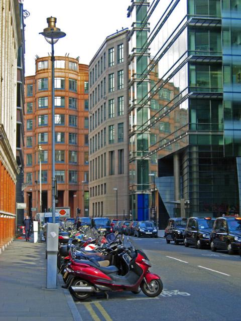 Appold Street, City of London