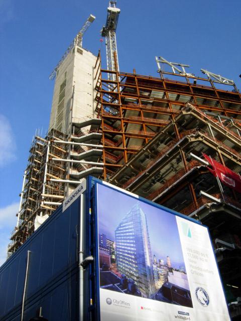 30 Crown Place Development