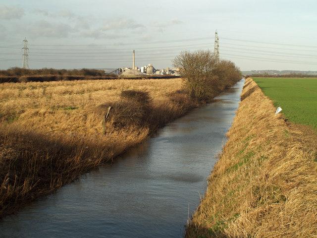 East Drain - Winter