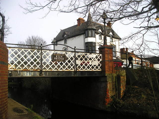 Kiln Bridge, St Johns Woking
