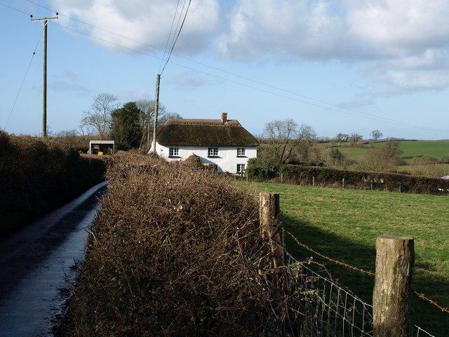 Cottage near Atherington