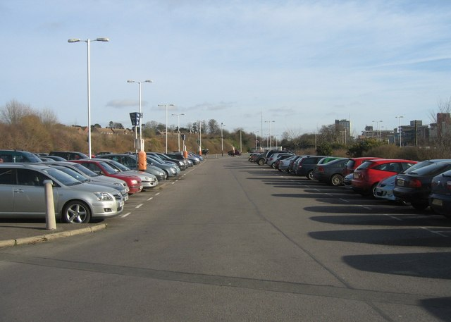 Station Car Park 2 - North Yard