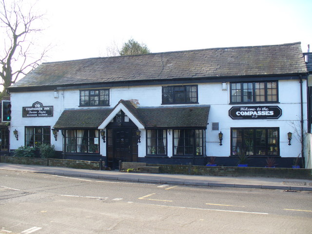The Compasses, Gomshall