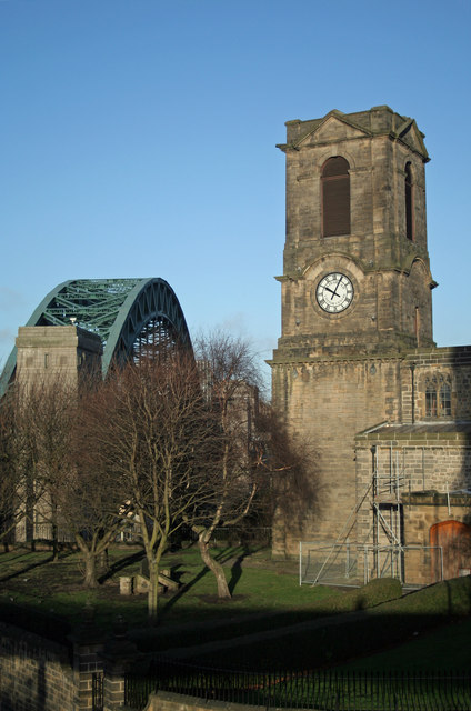 St Mary's Church, Gateshead