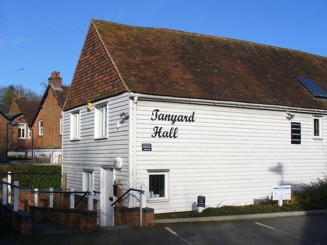 Tanyard Hall, Gomshall