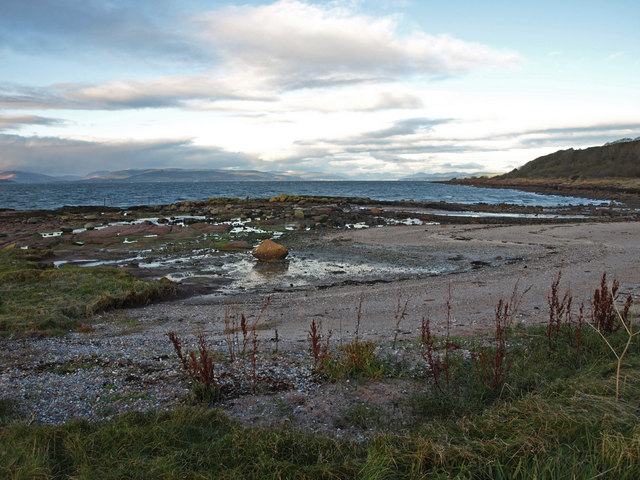 Sheriff's Port, Great Cumbrae Island