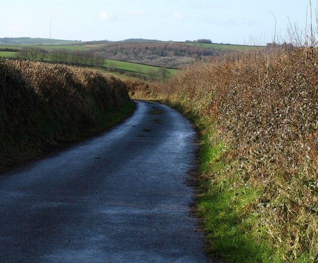 Lane to Eastacombe
