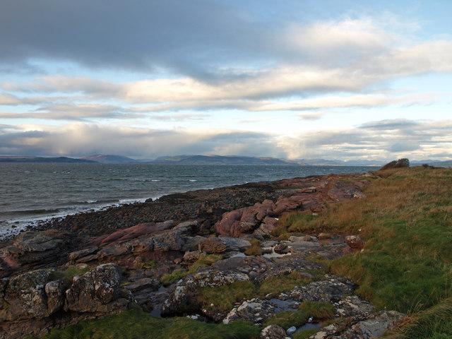 Deadman's Bay, Great Cumbrae Island