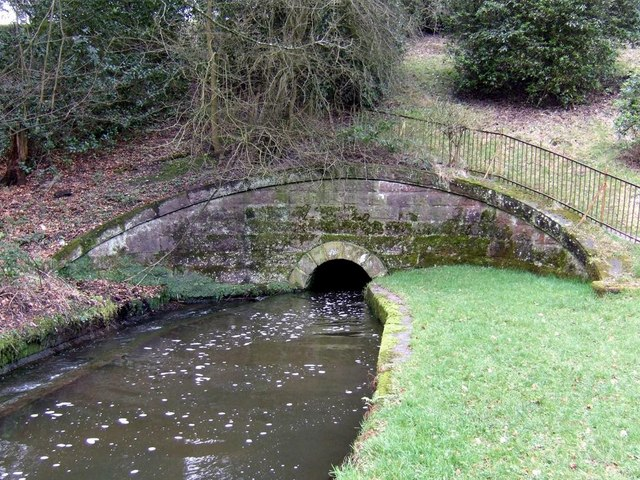 Rudyard Dam and Leek Canal Feeder Channel