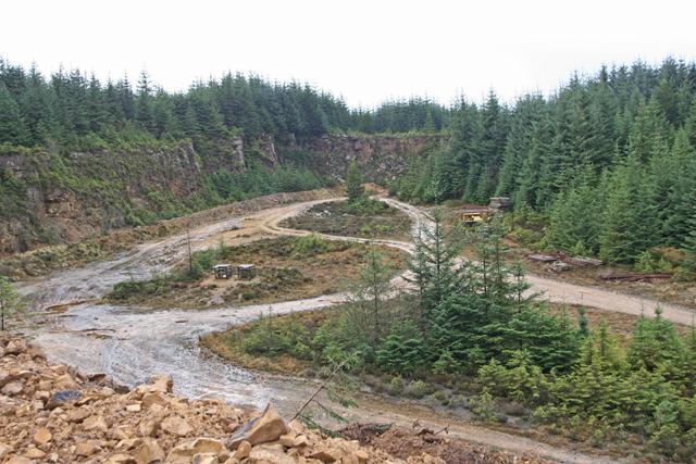 Cranecleugh Quarry