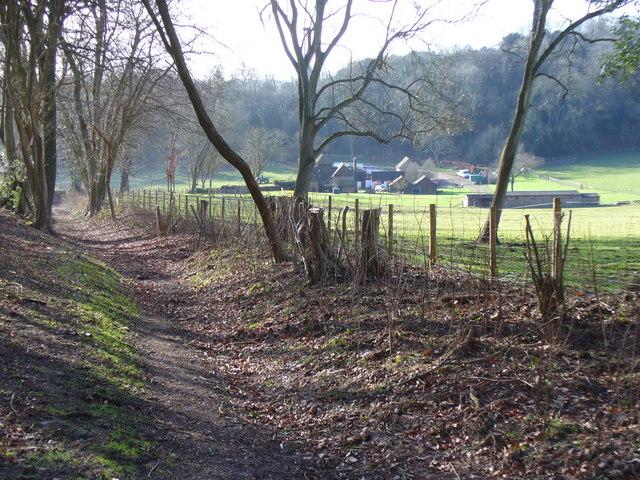 Colekitchen Farm, by Gomshall