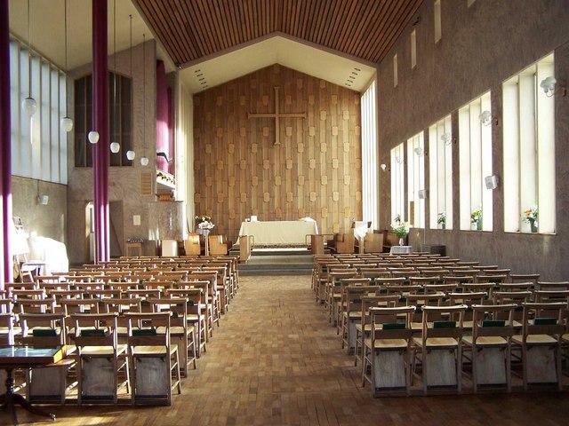 Emmanuel Church, Bentley