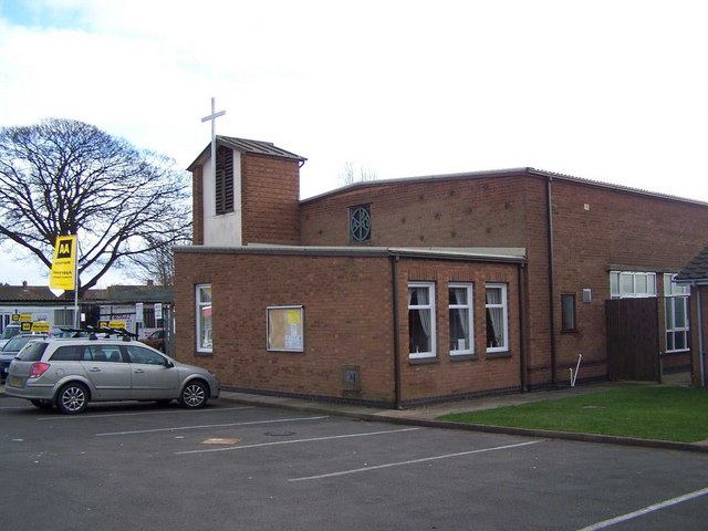St. Alban's Church, Ashmore Park, Wednesfield