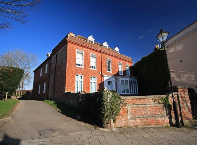 Church Hatch - Ringwood