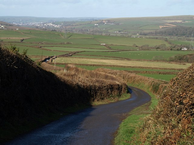 Lane to Langley Cross