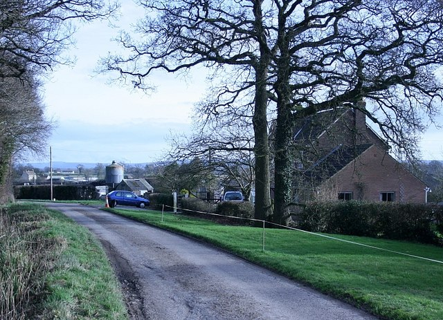 2008 : Vaggs Hill Farm