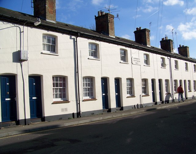 Lapworth Cottages, Wilton