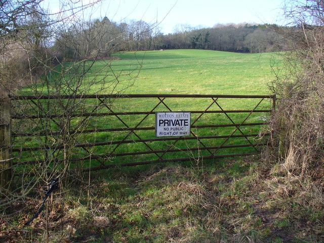 Wotton Estate Field