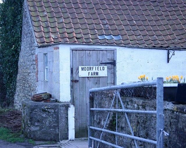 2008 : Moorfield Farm Entrance