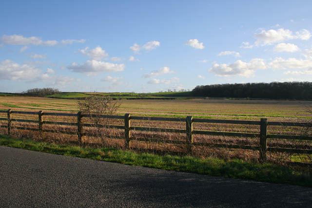 Farmland near Bradmore