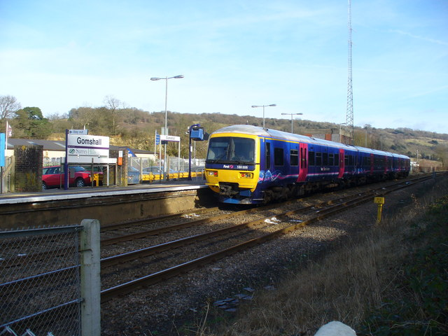 Train to Redhill