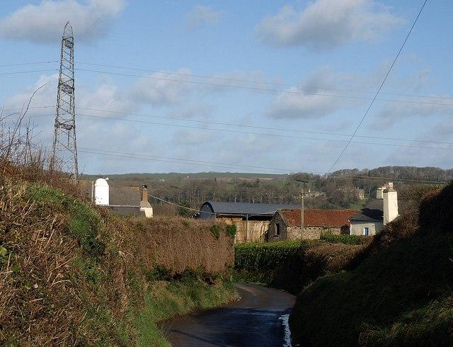 Lower Birbrook
