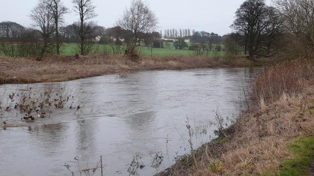 The Island Pool, River Almond