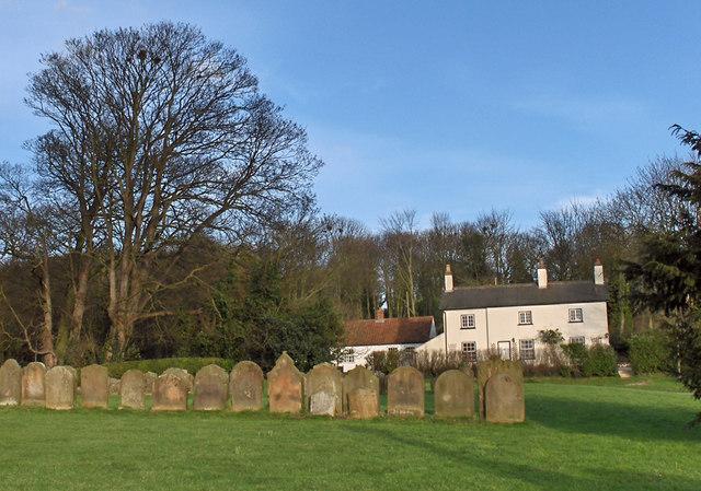 Bonby Churchyard