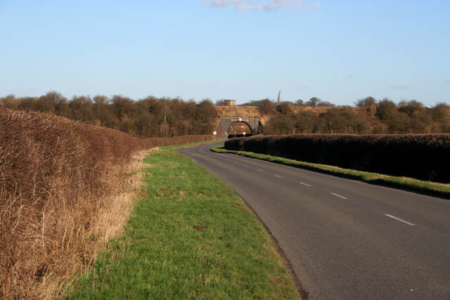 Bradmore Lane near Plumtree