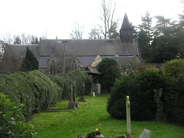 St Johns Church, Woking