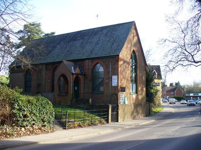Gomshall Chapel