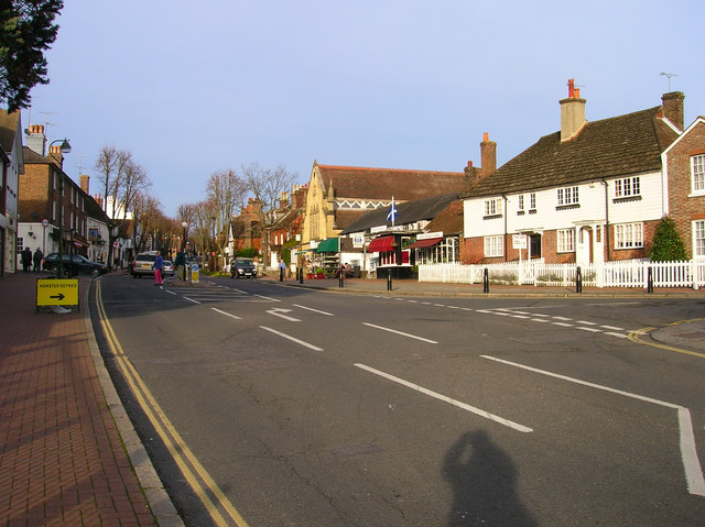 High Street, Lindfield