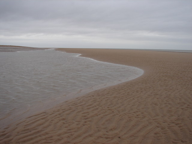 Beach Near Gibraltar Point