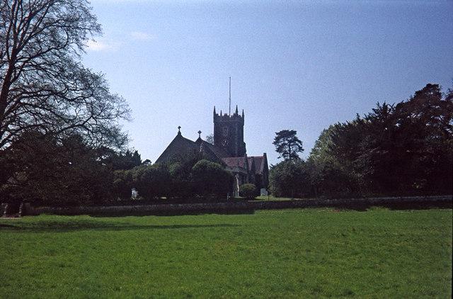 St Mary Magdalene, Sandringham, Norfolk