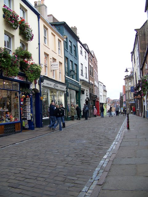 Church Street, Whitby