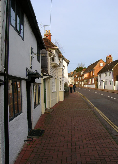 Viking Cottage, High Street, Lindfield